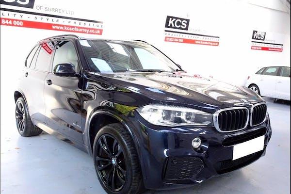 BMW X5 Xdrive25d M Sport Auto