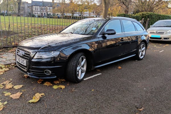 Rent A Cheap Audi A4 Avant S Line Tdi Auto From Lucy In London Sw2