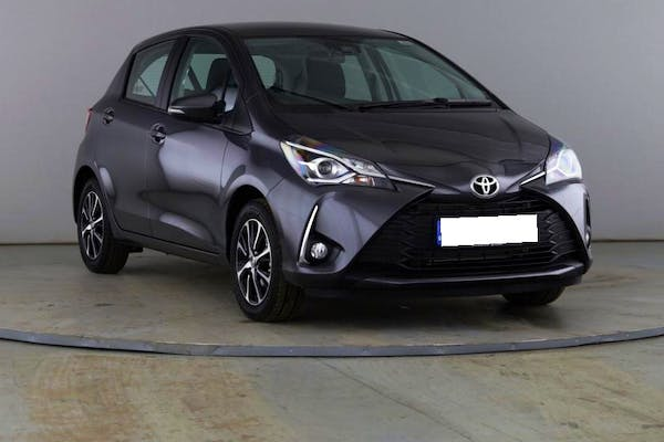 Toyota Yaris Icon Tech Vvt-I