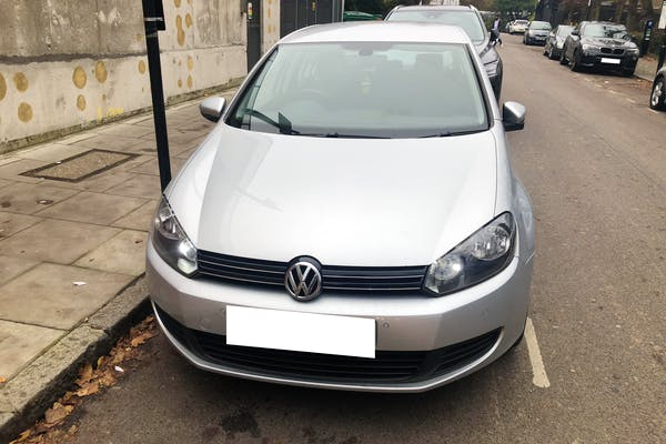 Volkswagen Golf Match TDI DSG