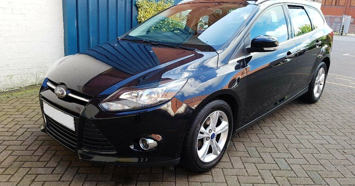 Hire a cheap Ford Focus from George in Shrewsbury, SY5