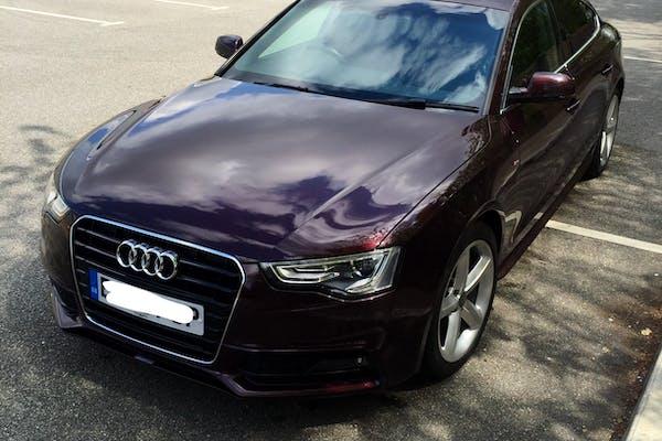 Audi A5 S Line TFSI Cvt