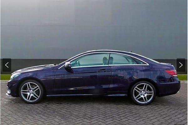 Mercedes-Benz E200 SE Ed 125 Cdi Blueef-Cy