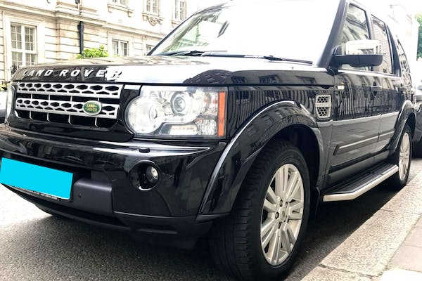 Land Rover Discovery Hse Tdv6 Auto
