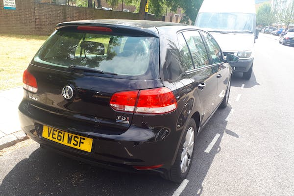 Volkswagen Golf Match TDI B-Tech DSG