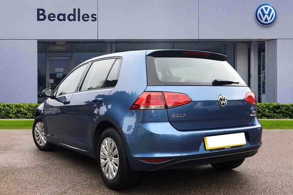 Volkswagen Golf S TSI Bluemotion Technology 85