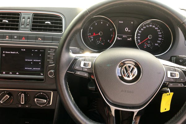 Volkswagen Polo SE TSI Bluemotion Technology