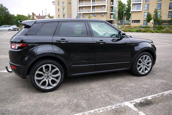 Land Rover Range Rover Evoque D-Lux Sd4a