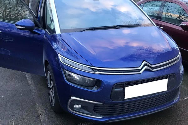 Citroen Grand C4 Picasso Flair Bluehdi 120 S/s