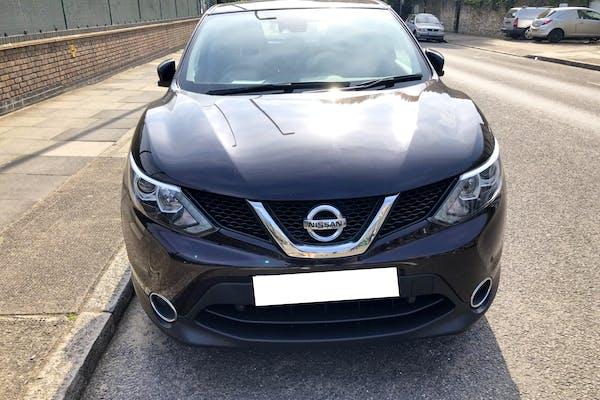Nissan Qashqai Acenta Smart Vis Dig-T